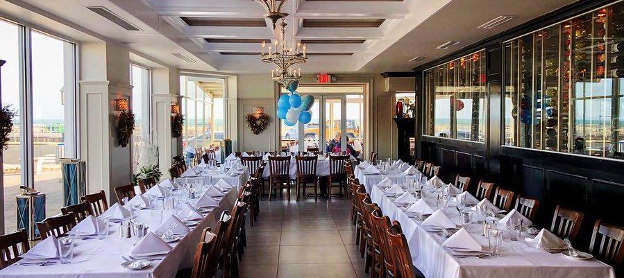 Italian Seafood Grill Bar Belmar Jersey Shore Nj La
